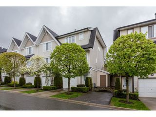 "Photo 2: 48 20540 66 Avenue in Langley: Willoughby Heights Townhouse for sale in ""AMBERLEIGH II"" : MLS®# R2160963"