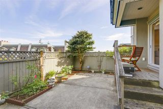 "Photo 17: 102 219 BEGIN Street in Coquitlam: Maillardville Townhouse for sale in ""PLACE FOUNTAINE BLEU"" : MLS®# R2206798"