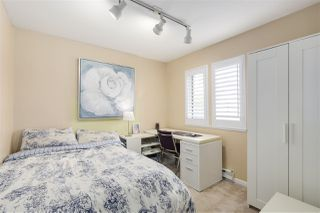 "Photo 11: 102 219 BEGIN Street in Coquitlam: Maillardville Townhouse for sale in ""PLACE FOUNTAINE BLEU"" : MLS®# R2206798"