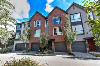 """Photo 1: 24 2332 RANGER Lane in Port Coquitlam: Riverwood Townhouse for sale in """"FREMONT BLUE"""" : MLS®# R2208079"""