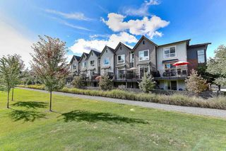 """Photo 2: 24 2332 RANGER Lane in Port Coquitlam: Riverwood Townhouse for sale in """"FREMONT BLUE"""" : MLS®# R2208079"""
