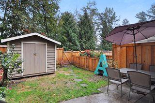 "Photo 17: 22 1141 EAGLERIDGE Drive in Coquitlam: Eagle Ridge CQ Townhouse for sale in ""EAGLERIDGE VILLAS"" : MLS®# R2213891"