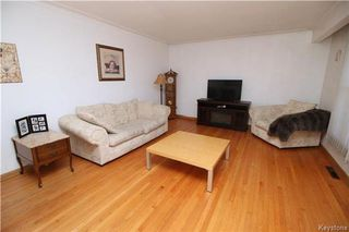Photo 3: 836 Polson Avenue in Winnipeg: Sinclair Park Residential for sale (4C)  : MLS®# 1727647