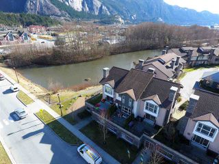 """Photo 2: 48 1188 MAIN Street in Squamish: Downtown SQ Townhouse for sale in """"SOLEIL AT COASTAL VILLAGE"""" : MLS®# R2225187"""