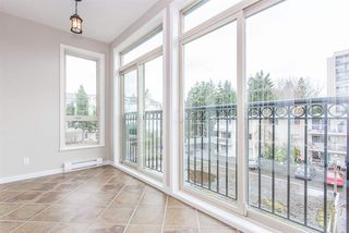 Photo 8: 306 33485 SOUTH FRASER Way in Abbotsford: Central Abbotsford Condo for sale : MLS®# R2235703