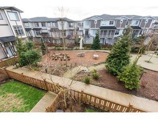 "Photo 17: 81 19433 68TH Avenue in Surrey: Clayton Townhouse for sale in ""THE GROVE"" (Cloverdale)  : MLS®# R2240307"