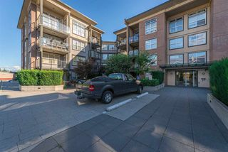 "Main Photo: 120 10707 139 Street in Surrey: Whalley Condo for sale in ""Aura 2"" (North Surrey)  : MLS®# R2242800"