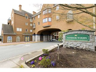 "Photo 1: 307 1369 56 Street in Delta: Cliff Drive Condo for sale in ""Windsor Woods"" (Tsawwassen)  : MLS®# R2253147"