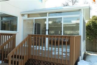 Photo 16: 829 Montrose Street in Winnipeg: River Heights South Residential for sale (1D)  : MLS®# 1808199