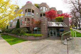 """Photo 1: 209 1082 W 8TH Avenue in Vancouver: Fairview VW Condo for sale in """"LE GALLERIA"""" (Vancouver West)  : MLS®# R2256851"""