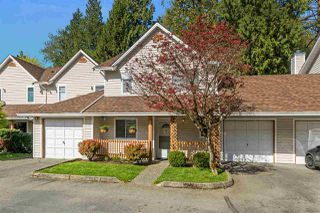 "Photo 1: 21 20699 120B Avenue in Maple Ridge: Northwest Maple Ridge Townhouse for sale in ""THE GATEWAY"" : MLS®# R2263135"