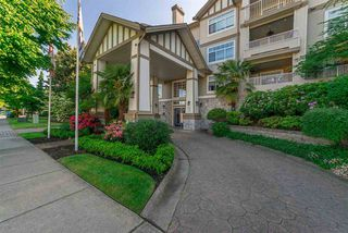 """Photo 1: 314 4770 52A Street in Delta: Delta Manor Condo for sale in """"WESTHAM LANE"""" (Ladner)  : MLS®# R2271231"""