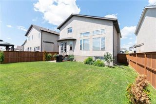 Photo 20: 76 BLUMM Crescent in Winnipeg: Canterbury Park Residential for sale (3M)  : MLS®# 1817459