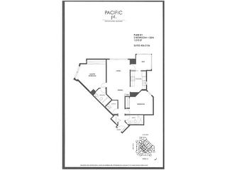 """Photo 20: 2006 1323 HOMER Street in Vancouver: Yaletown Condo for sale in """"Pacific Point"""" (Vancouver West)  : MLS®# R2293683"""