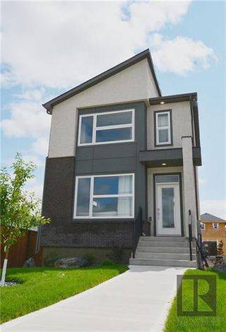 Main Photo: 65 Thelon Way in Winnipeg: Bonavista Residential for sale (2J)  : MLS®# 1829343
