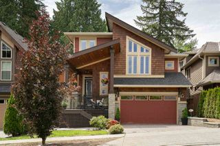 "Photo 1: 1238 RAVENSDALE Street in Coquitlam: Burke Mountain House for sale in ""RAVEN'S RIDGE"" : MLS®# R2321356"