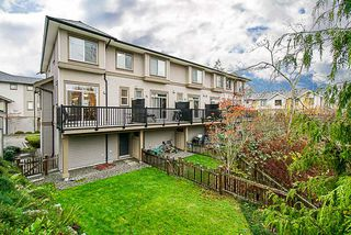"Photo 17: 28 14838 61 Avenue in Surrey: Sullivan Station Townhouse for sale in ""SEQUOIA"" : MLS®# R2324579"