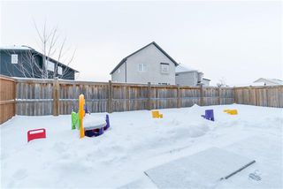 Photo 20: 202 Moonbeam Way in Winnipeg: Sage Creek Residential for sale (2K)  : MLS®# 1900698
