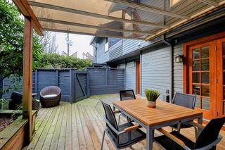 Photo 17: 1357 CHESTNUT Street in Vancouver: Kitsilano Townhouse for sale (Vancouver West)  : MLS®# R2336957