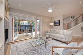 Photo 1: 1357 CHESTNUT Street in Vancouver: Kitsilano Townhouse for sale (Vancouver West)  : MLS®# R2336957