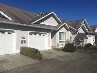 """Main Photo: 13 8979 BROADWAY Street in Chilliwack: Chilliwack E Young-Yale Townhouse for sale in """"Park Lane Place"""" : MLS®# R2350522"""