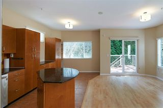 "Photo 3: 11 1108 RIVERSIDE Close in Port Coquitlam: Riverwood Townhouse for sale in ""HERITAGE MEADOWS"" : MLS®# R2359716"