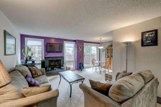 Photo 3: 76 HEARTHSTONE Avenue in Edmonton: Zone 14 Townhouse for sale : MLS®# E4153069