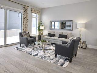Photo 12: 4604 Knight Point in Edmonton: Zone 56 House Half Duplex for sale : MLS®# E4158655