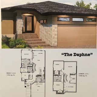 Photo 5: 4604 Knight Point in Edmonton: Zone 56 House Half Duplex for sale : MLS®# E4158655
