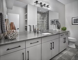 Photo 27: 4604 Knight Point in Edmonton: Zone 56 House Half Duplex for sale : MLS®# E4158655
