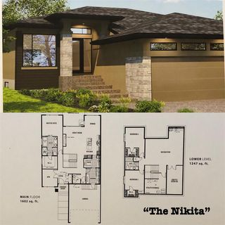 Photo 6: 4604 Knight Point in Edmonton: Zone 56 House Half Duplex for sale : MLS®# E4158655