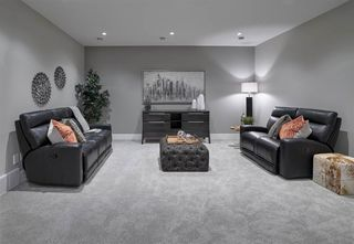 Photo 24: 4604 Knight Point in Edmonton: Zone 56 House Half Duplex for sale : MLS®# E4158655