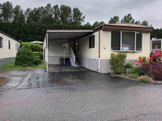 "Photo 2: 36 2270 196 Street in Langley: Brookswood Langley Manufactured Home for sale in ""Pine Ridge Park"" : MLS®# R2373057"