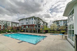 Photo 17: 309 9399 ODLIN Road in Richmond: West Cambie Condo for sale : MLS®# R2377188