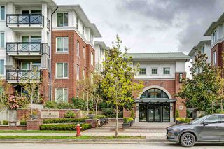 Photo 1: 309 9399 ODLIN Road in Richmond: West Cambie Condo for sale : MLS®# R2377188