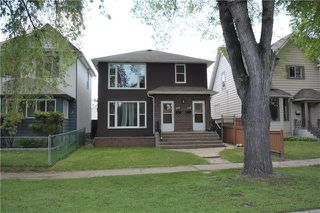 Photo 1: 158 Polson Avenue in Winnipeg: Scotia Heights Residential for sale (4D)  : MLS®# 1915760