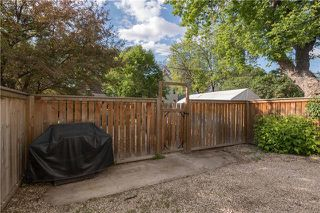 Photo 20: 489 Hethrington Avenue in Winnipeg: Fort Rouge Residential for sale (1Aw)  : MLS®# 1916145