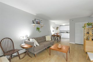 "Photo 3: 719 774 GREAT NORTHERN Way in Vancouver: Mount Pleasant VE Condo for sale in ""Pacific Terraces"" (Vancouver East)  : MLS®# R2386489"