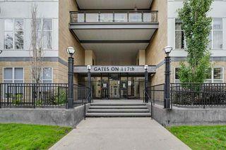 Photo 1: 308 10531 117 Street in Edmonton: Zone 08 Condo for sale : MLS®# E4164669