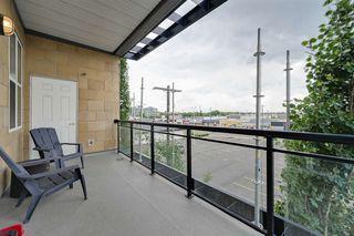 Photo 25: 308 10531 117 Street in Edmonton: Zone 08 Condo for sale : MLS®# E4164669