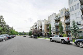 Photo 2: 308 10531 117 Street in Edmonton: Zone 08 Condo for sale : MLS®# E4164669