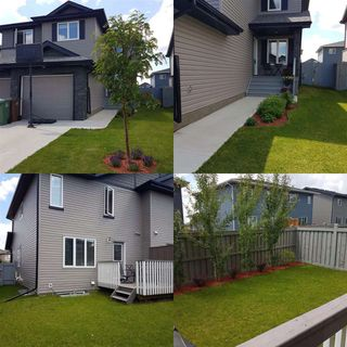 Photo 1: 42 RED TAIL Way: St. Albert House Half Duplex for sale : MLS®# E4167396