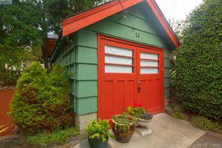 Photo 40: 1258 Montrose Avenue in VICTORIA: Vi Hillside Single Family Detached for sale (Victoria)  : MLS®# 415698