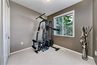 "Photo 18: 101 20540 66 Avenue in Langley: Willoughby Heights Townhouse for sale in ""AMBERLEIGH"" : MLS®# R2428314"