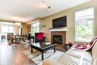 """Photo 1: 46 15833 26 Avenue in Surrey: Grandview Surrey Townhouse for sale in """"The Brownstones"""" (South Surrey White Rock)  : MLS®# R2462784"""