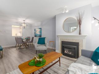 """Main Photo: 107 6860 RUMBLE Street in Burnaby: South Slope Condo for sale in """"Governor's Walk"""" (Burnaby South)  : MLS®# R2468503"""