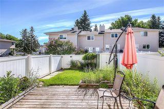 Photo 38: 145 WOODSMAN Lane SW in Calgary: Woodbine Row/Townhouse for sale : MLS®# C4303483