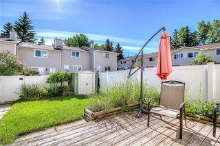 Photo 39: 145 WOODSMAN Lane SW in Calgary: Woodbine Row/Townhouse for sale : MLS®# C4303483