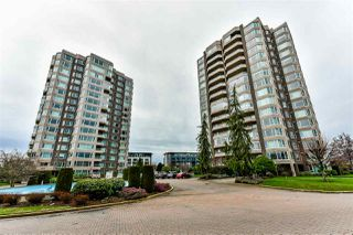 "Main Photo: 706 3150 GLADWIN Road in Abbotsford: Central Abbotsford Condo for sale in ""REGENCY PARK TOWER 1"" : MLS®# R2490085"
