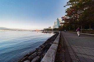 "Photo 27: 1803 1281 W CORDOVA Street in Vancouver: Coal Harbour Condo for sale in ""Callisto"" (Vancouver West)  : MLS®# R2507901"